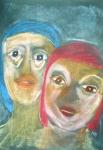 Ada und Zilla zwei unterschiedlich tapfere Frauen - Bitte Klicken Sie auf das Bild für eine größere Ansicht