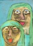 Maria und Marta Maria: fromm, langhaarig Marta: praktisch veranlagt - Bitte Klicken Sie auf das Bild für eine größere Ansicht