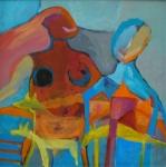 Drei gelbe Hunde - Bitte Klicken Sie auf das Bild für eine größere Ansicht