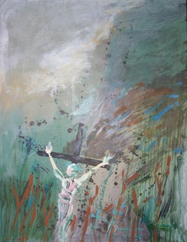 Christus am Kreuz 5